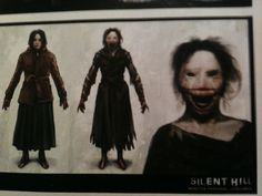 Silent Hill Downpour concept art | Inner Fear