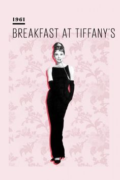 We might as well separate our list into pre-Breakfast at Tiffany's and post-Breakfast at Tiffany's. Wearing Givenchy, Audrey Hepburn's iconic dress helped plant the LBD as the pinnacle of chic for decades to come.