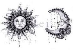 Afbeeldingsresultaat voor bohemian tattoo