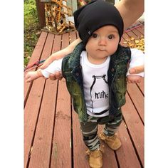 My heart just skipped a beat!! This little man is outrageously ADORABLE!!!! •••••••••••••••••••••••••••••••••••••••••••••••••••• Featured: @16courto •••••••••••••••••••••••••••••••••••••••••••••••••••• Style Guide: Beanie by @beau_hudson • Tee by @avenue_g_ • Vest by @lovesickthreads • Leggings by @natjhilbert • Moccs by @freshlypicked •••••••••••••••••••••••••••••••••••••••••••••••••••• Follow: @babyfashionclub Tag: #babyfashionclub Positive Vibes Only!