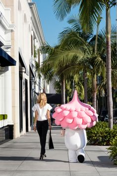 Takashi Murakami's monsters in Los Angeles by Jason Schmidt