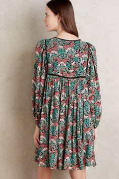 aeb996ac3242 Ottava Peasant Dress - anthropologie.com Flowy Dress Casual