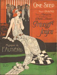 Clerice freres cover art Princesse joujou