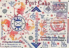 Mail Art Sampler