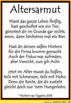 By elchens bilderwelt gedichte spr che poems for Geschenkideen rentenbeginn