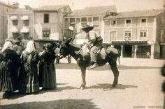 Torrijos Toledo España principios del siglo XX