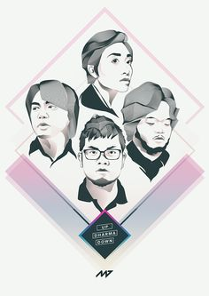 Because up dharma down.