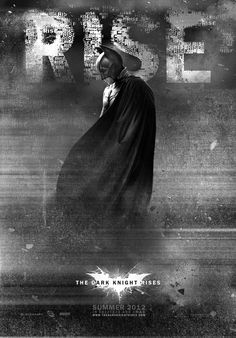 Unused Posters for The Dark Knight Rises #1