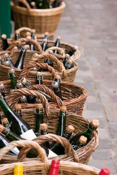 Calvados and cider available for sale in every town and village of  Normandie.