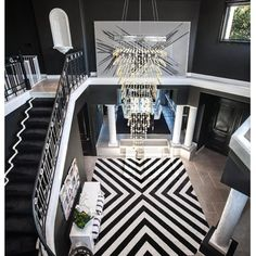 this is exactly how i want my dream home !!! #allblackeverything #loveB&W #black