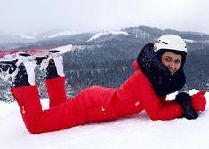 red   skisuit guy   Flickr