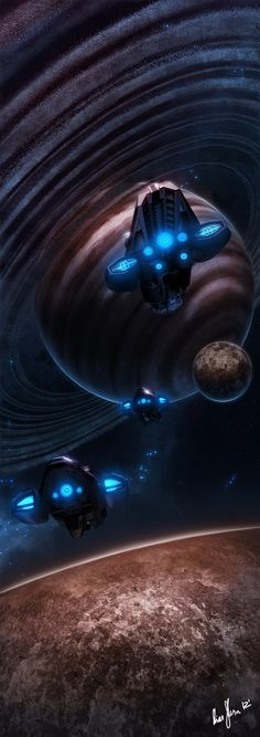 Silent Giants by LordDoomhammer.deviantart.com