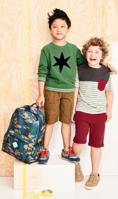 New arrivals for our boys are here! celebrate summer with new summer outfits from @hanna