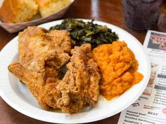 Get Charles' Country Pan Fried Chicken Recipe from Food Network