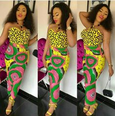 Looking for the best ankara fashion creative ideas and inspiration for your next fashion project? Look no further, here's the complete 2018 Most Creative Ankara Styles And Designs African Dresses For Women, African Wear, African Attire, African Fashion Dresses, Ankara Fashion, African Style, Short Ankara Dresses, Short Long Dresses, Maxi Dresses