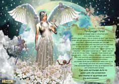 White Feathers: -ARCHANGEL ARIEL
