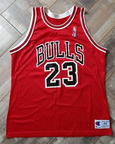Michael Jordan Chicago Bulls Jersey Size Large. 65  shipping. OPEN TO OFFERS . . This Champion Jersey is in perfect condition never been worn. Straight from the early 90s this jersey is crispy! . #vintagejerseystore #basketballjersey #hypeclothing #vintagejersey #basketball #vintageclothing #vintage #nba #retro #champion #baller #michaeljordan #lebronjames #stephcurry #airjordan #thrift #mitchellandness #ballislife #jamesharden #russellwestbrook #thriftstore #game7 #cavs #warriors #sixers…