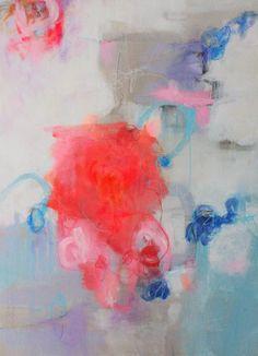Colorful Contemporary Art   Sandrine Merrien   The Tao of Dana