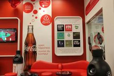 Coke Booth @ 2010 Vancouver Olympics