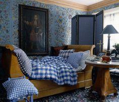 Roger Banks-Pye's flat, London The World of Interiors - Simon Upton