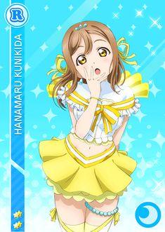 #925 Kunikida Hanamaru R idolized
