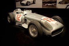 1954 Mercedes-Benz W196 :: Grand Prix Racing Car