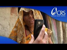 In CRS India, Cell Phones Lead to Better Health for Expectant Moms