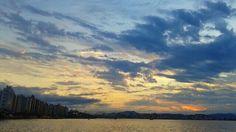 Beira Mar Norte en Florianópolis, SC
