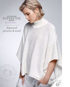 1000+ images about Crochet/Knitting Shawls & Ponchos on Pinterest Shawl...
