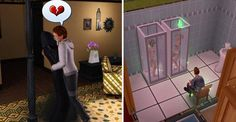Step in the wonderful and grizzly world of computer reality - people confessed their darkest moments on the sims....