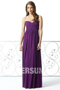 Dessy Collection Style 2846 Strapless, full length, empire waist dress in lux chiffon has draped bodice and sash. Slight shirring at skirt center front. Maternity Bridesmaid Dresses, Designer Bridesmaid Dresses, Bridesmaid Dresses Online, Black Bridesmaid Dresses, Blue Bridesmaids, Wedding Dresses, Prom Gowns, Bridesmaid Ideas, Pregnant Bridesmaid