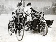 Riders, 1915.