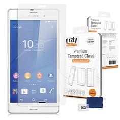 Orzly® - SONY XPERIA Z3 - Prima Cristal Templado Protector de Pantalla - 0,24 mm Protectora para SONY XPERIA Z3 SmartPhone / Teléfono Móvil / Phablet (Modelo a Tamaño Completo) - http://www.tiendasmoviles.net/2015/10/orzly-sony-xperia-z3-prima-cristal-templado-protector-de-pantalla-024-mm-protectora-para-sony-xperia-z3-smartphone-telefono-movil-phablet-modelo-a-tamano-completo/