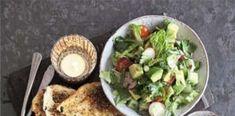 Θρεπτική Σαλάτα με Αβοκάντο Food Decoration, Tacos, Mexican, Ethnic Recipes, Mexicans