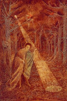 "artist-varo: ""Solar Music by Remedios Varo """