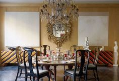 Top 5 Dining Room Decorating Ideas by Jacques Grange #diningroomchairs #diningroomdesign #diningroomfurniture dining room ideas, dining room sets, modern dining room | See more at http://diningroomideas.eu/top-5-dining-room-decorating-ideas-by-jacques-grange