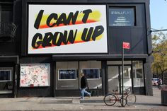 I Can't Grow Up-New York City Images. Click here to use Pinterest only discount code PIN10 to get 10% off everything you want at http://deborah-julian-art.com