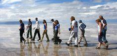 The amazing Salar de Uyuni, one of the world's most beautiful places...