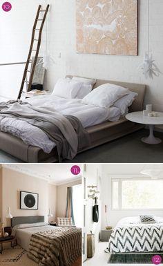 gray comforters