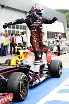Max Verstappen Red Bull Ring Spielberg Oostenrijk 03-07-2016.