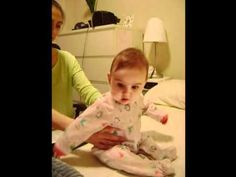 Physical Therapy exercises for 6 month old baby with torticollis (tight ...