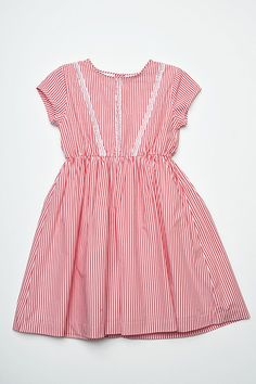 Annie Dress | Olive Juice  The blue stripe is also nice!