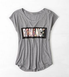 AEO Romance Graphic T-Shirt