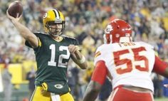 Rodgers' Masterful Performance Leads Packers over Chiefs - http://packerstalk.com/2015/09/29/rodgers-masterful-performance-leads-packers-over-chiefs/ http://packerstalk.com/wp-content/uploads/2015/09/rodgers-chiefs-e1443506274215.jpg