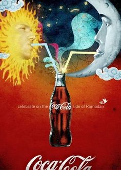Image result for peter max coca cola