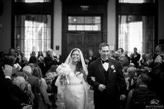 Ceremony | Wedding Day | Bride & Groom | Winter Wedding | Love | Saratoga National © Matt Ramos Photography
