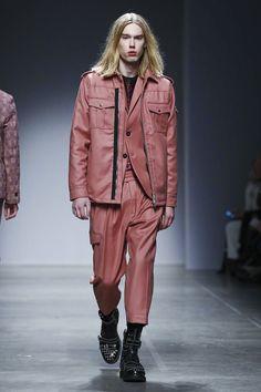 Christian Pellizzari Menswear Fall Winter 2017 Milan