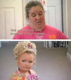This proves that Honey Boo Boo is my spirit animal.