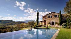 Castello Di Reschio Estate In Umbria | iDesignArch | Interior Design, Architecture & Interior Decorating