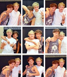 Nouis being goofs